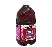 Signature SELECT Juice Cranberry Raspberry - 64 Fl. Oz.