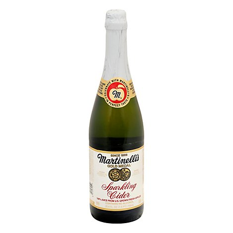 Martinellis Cider Sparkling Gold Medal 150 years - 25.4 Fl. Oz.