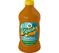 V8 Splash Mango Peach - 64 Fl. Oz.
