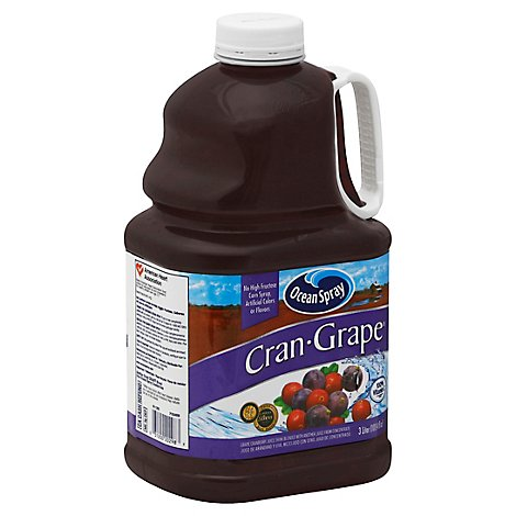 Ocean Spray Juice Cran-Grape - 101.4 Fl. Oz.