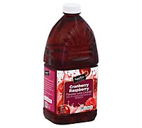 Signature SELECT Juice Cocktail Cranberry Raspberry - 64 Fl. Oz.