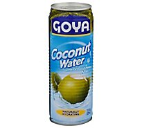 Goya Coconut Water With Pulp - 17.6 Fl. Oz.