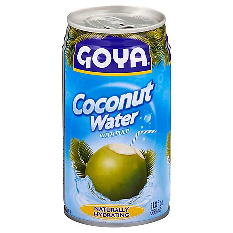Goya Coconut Water - 11.8 Fl. Oz.