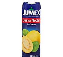 Jumex Nectar From Concentrate Guava Carton - 33.8 Fl. Oz.