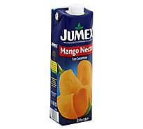 Jumex Nectar From Concentrate Mango Carton - 33.8 Fl. Oz.