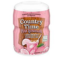 Country Time Flavored Drink Mix Pink Lemonade - 19 Oz