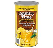 Country Time Flavored Drink Mix Lemonade - 82.5 Oz