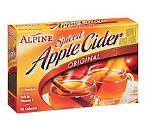 Alpine Spiced Cider Mix - 10-.74 Oz