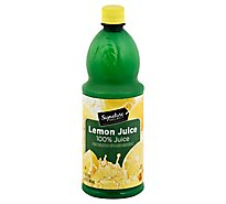 Signature SELECT Juice Lemon - 32 Fl. Oz.