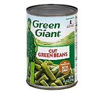 Green Giant Beans Green Cut - 14.5 Oz