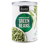 Signature SELECT Beans Green French Style - 14.5 Oz
