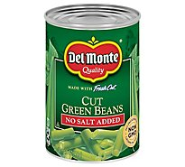 Del Monte Fresh Cut Green Beans Cut Blue LakeNo Salt Added - 14.5 Oz