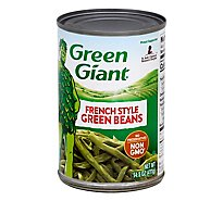 Green Giant Green Beans Half-Sliced French Style - 14.5 Oz