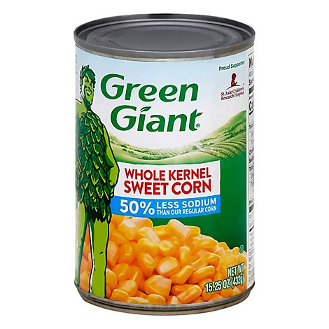Green Giant Sweet Corn Whol - Online Groceries | Jewel-Osco