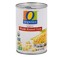 O Organics Organic Corn Whole Kernel - 15.25 Oz