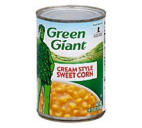 Green Giant Corn Cream Style Sweet - 14.75 Oz