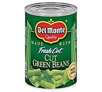 Del Monte Fresh Cut Green Beans Cut Blue Lake - 14.5 Oz