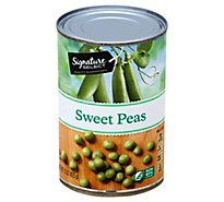 Signature SELECT Peas Sweet - 15 Oz