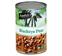 Signature SELECT Beans Blackeye - 15 Oz