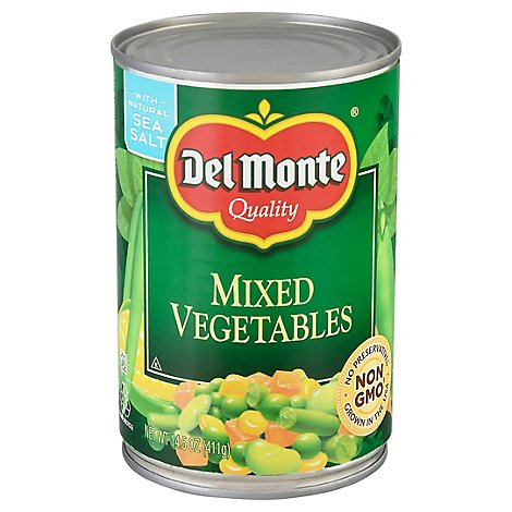 Del Monte Mixed Vegetables - 14.5 Oz