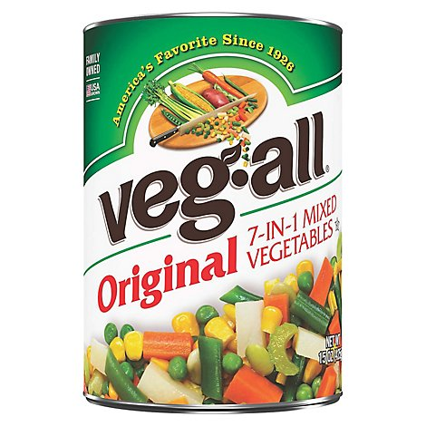 Veg All Mixed Vegetables Original - 15 Oz