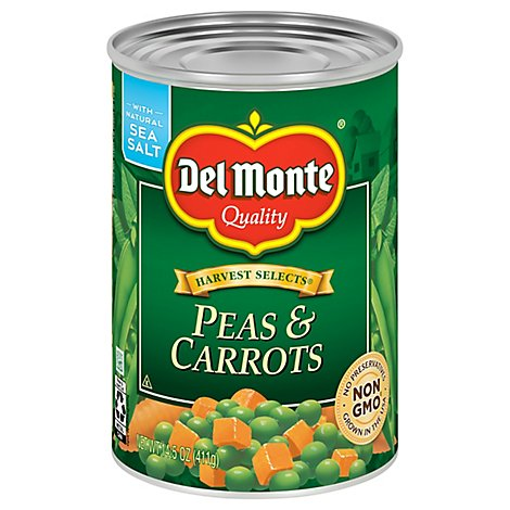 Del Monte Special Blends Peas & Carrots - 14.5 Oz