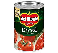 Del Monte Tomatoes Diced - 14.5 Oz