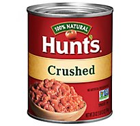 Hunts Tomatoes Crushed - 28 Oz