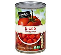Signature SELECT Tomatoes Diced - 14.5 Oz