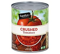 Signature SELECT Tomatoes Crushed - 28 Oz