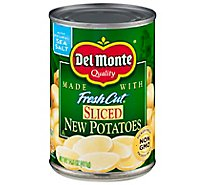 Del Monte Fresh Cut Potatoes New Sliced - 14.5 Oz