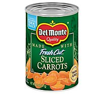 Del Monte Carrots Sliced - 14.5 Oz