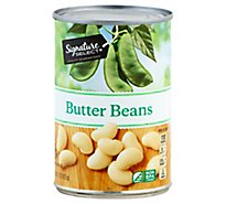 Signature SELECT Beans Butter - 15 Oz