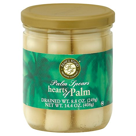 Fanci Food Hearts of Palm Palm Spears - 14.4 Oz