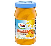 Dole Peaches Sliced in 100% Fruit Juice - 23.5 Oz