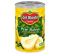 Del Monte Pears Halves Northwest in Heavy Syrup - 15.25 Oz