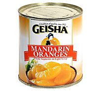 Geisha Mandarin Oranges in Light Syrup - 11 Oz