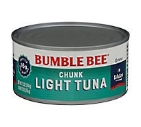 Bumble Bee Tuna Chunk Light in Water - 12 Oz