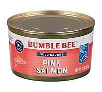 Bumble Bee Salmon Pink Wild Alaska - 7.5 Oz
