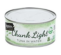 Signature SELECT Tuna Chunk Light in Water - 12 Oz