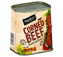 Signature SELECT/Kitchens Corned Beef - 12 Oz