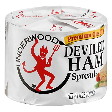 Underwood Spread Premium Deviled Ham - 4.25 Oz