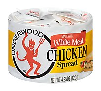 Underwood Spread White Meat Chicken - 4.25 Oz