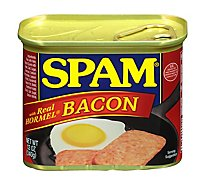 SPAM Bacon with Hormel - 12 Oz