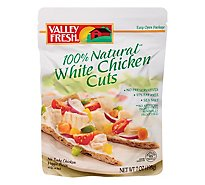 Valley Fresh Chicken White 100% Natural 98% Fat Free - 7 Oz