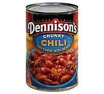 Dennisons Chili Con Carne with Beans Chunky - 15 Oz
