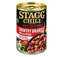 Stagg Chili With Beans Country Brand Mild - 15 Oz