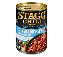 Stagg Chili With Beans Silverado Beef 97% Fat Free - 15 Oz