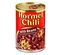 Hormel Chili with Beans - 15 Oz