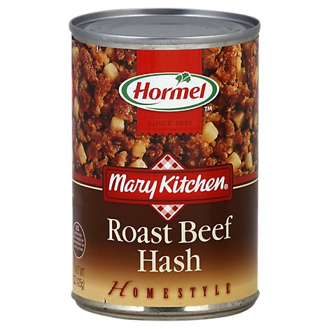 Hormel Mary Kitchen Roast Beef Hash Homestyle - 15 Oz